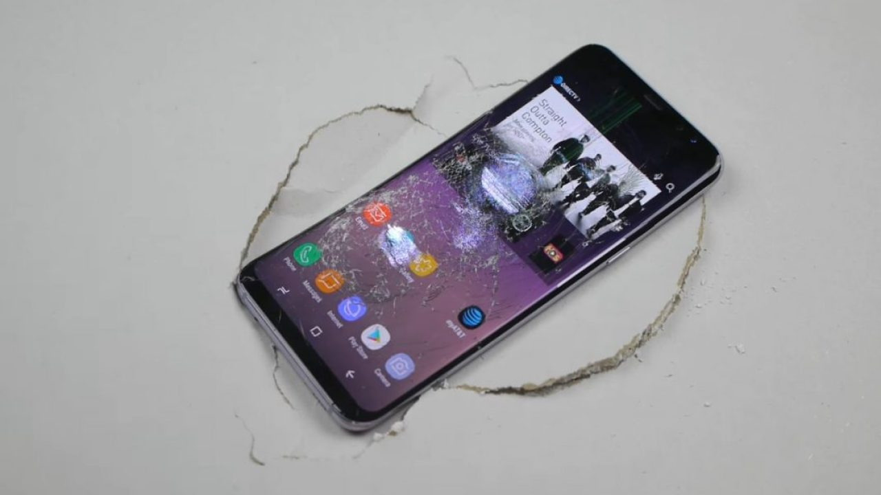 Recover Data from Broken Galaxy S8 or S8 Plus without 3rd