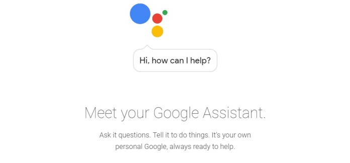 Disable Google Assistant