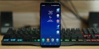Not Registered on Network Galaxy S8