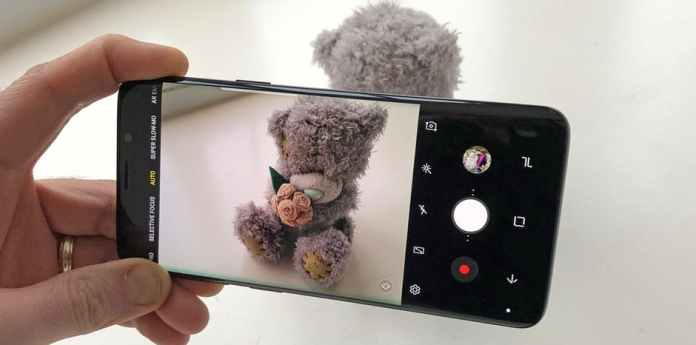 Use Google Photos as Default on Galaxy S9
