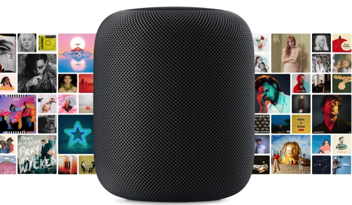 Disable History on Apple Homepod