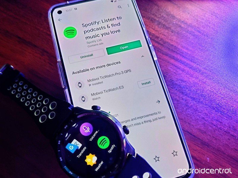 Install apps directly to your Wear OS watch easily from your Android phone