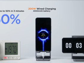 xiaomi 200w charger technology