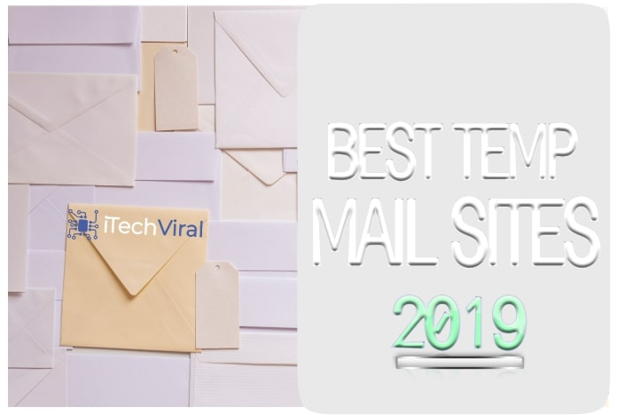 11 Best Temp Mail Sites To Create Throwaway Email For Facebook