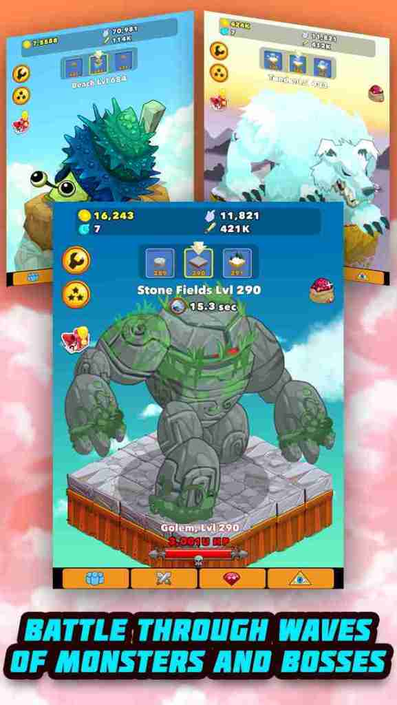 Clicker heroes - idle clicker games 2019