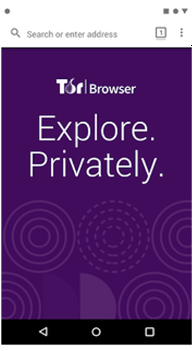 Tor Browser 9.0a5 Android
