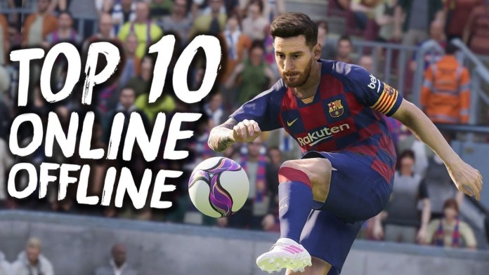 best offline football games for Android