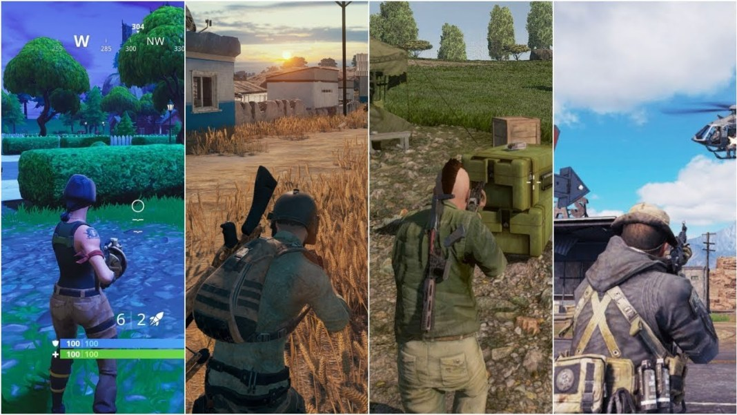Battle Royale Free Games