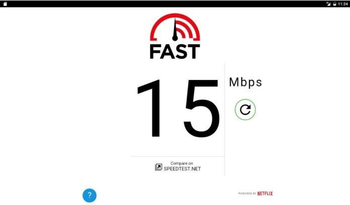 Fast Internet Speed Test App