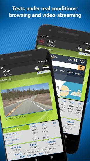 Internet Speed Test App 4G