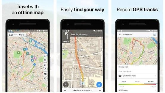 10 Best Offline Map Apps
