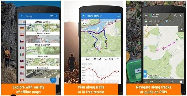 Best Offline navigation App