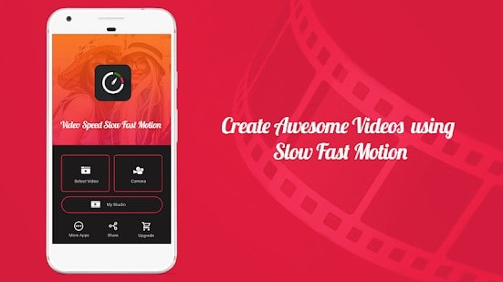 Slow motion video app