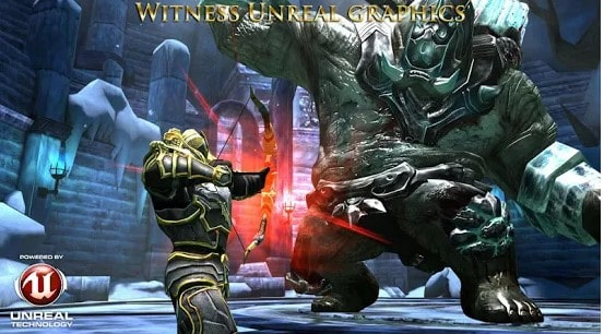 Games like God of War on Android