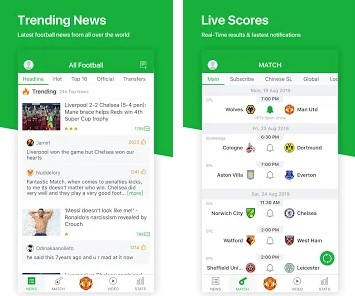 best sports apps android