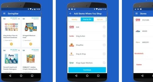 Best Mobile Coupon Apps