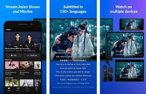 Korean Drama Apps