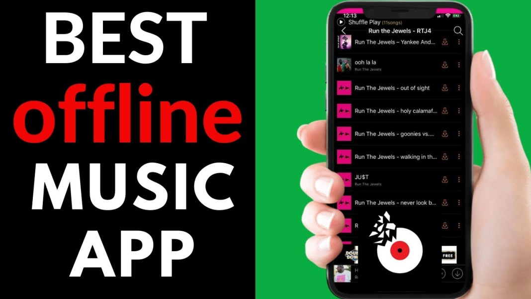 iphone android apps for music