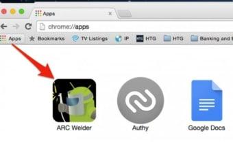 ARC Welder Chrome