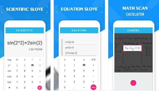 Free Maths Apps