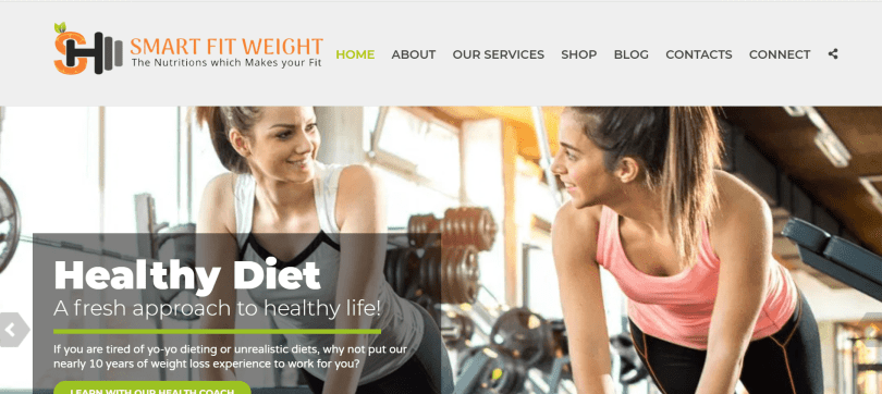 Smart Fit Weight - Health & Nutrition
