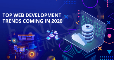 10 Top web development trends in 2020