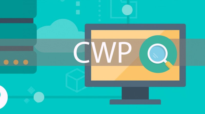 Monitor CWP server