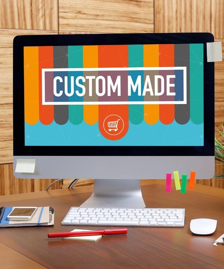 website design custom made image