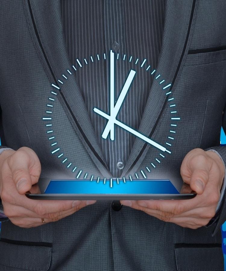 website design timely image