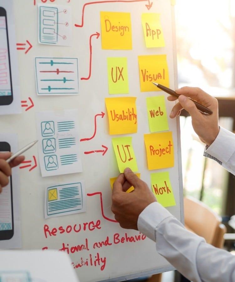 website design user experience image