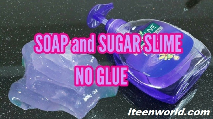 How to Make Slime out of Glue Shampoo and Toothpaste
