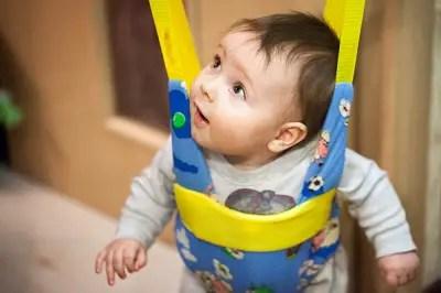 Advantage of having a Baby Jumper