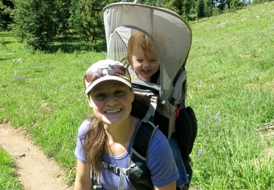 Tips for Backpacking with Toddlers