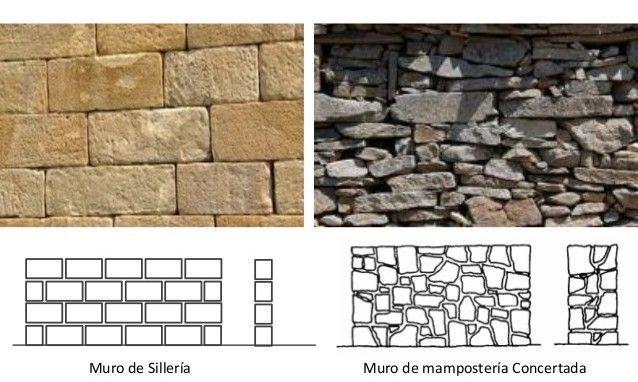 La piedra natural como material constructivo y ornamental - Piedra de silleria ...