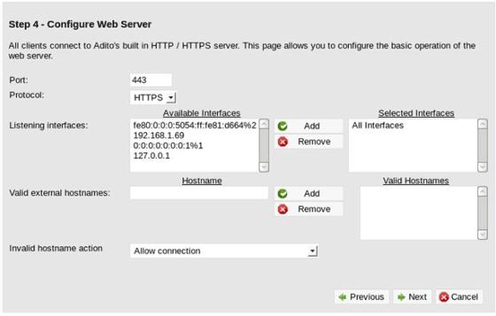 OpenVPN ALS Adito SSL VPN Gateway on CentOS - ITek Blog
