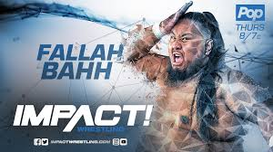 Interview with IMPACT! Wrestling star, Fallah Bahh