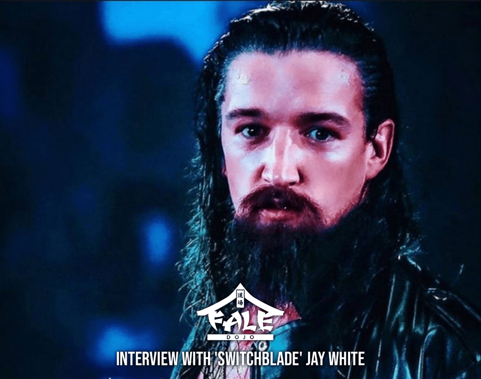 "Fale Dojo interview with ""Switchblade"" Jay White"