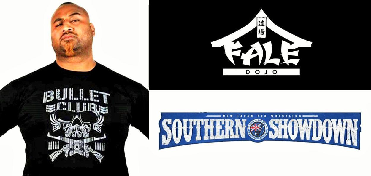 Fale Dojo at NJPW Southern Showdown