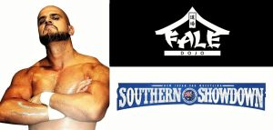 Michael Richards – Fale Dojo at NJPW Southern Showdown