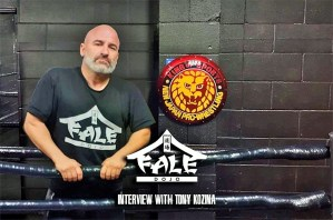 Fale Dojo interview with Tony Kozina