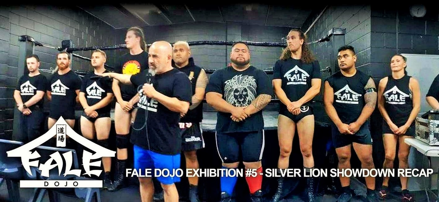 Fale Dojo Exhibition #5 – Silver Lion Showdown Recap
