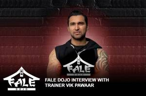 Fale Dojo interview with Trainer, Vik Pawaar