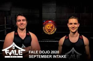 Fale Dojo 2020 September Intake