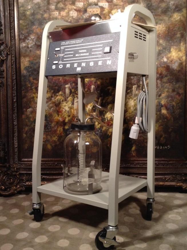 Sorensen 2590 Suction Apparatus