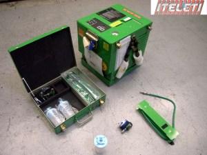 PTLOX Portable Therapeutic Liquid Oxygen System