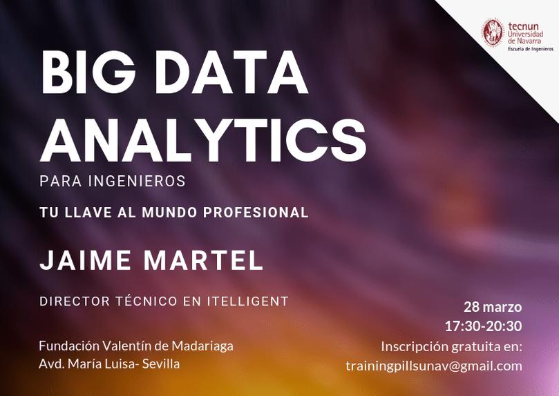 big data analytics tecnun