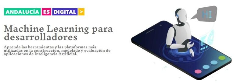 machine learning andalucia es digital eoi itelligent