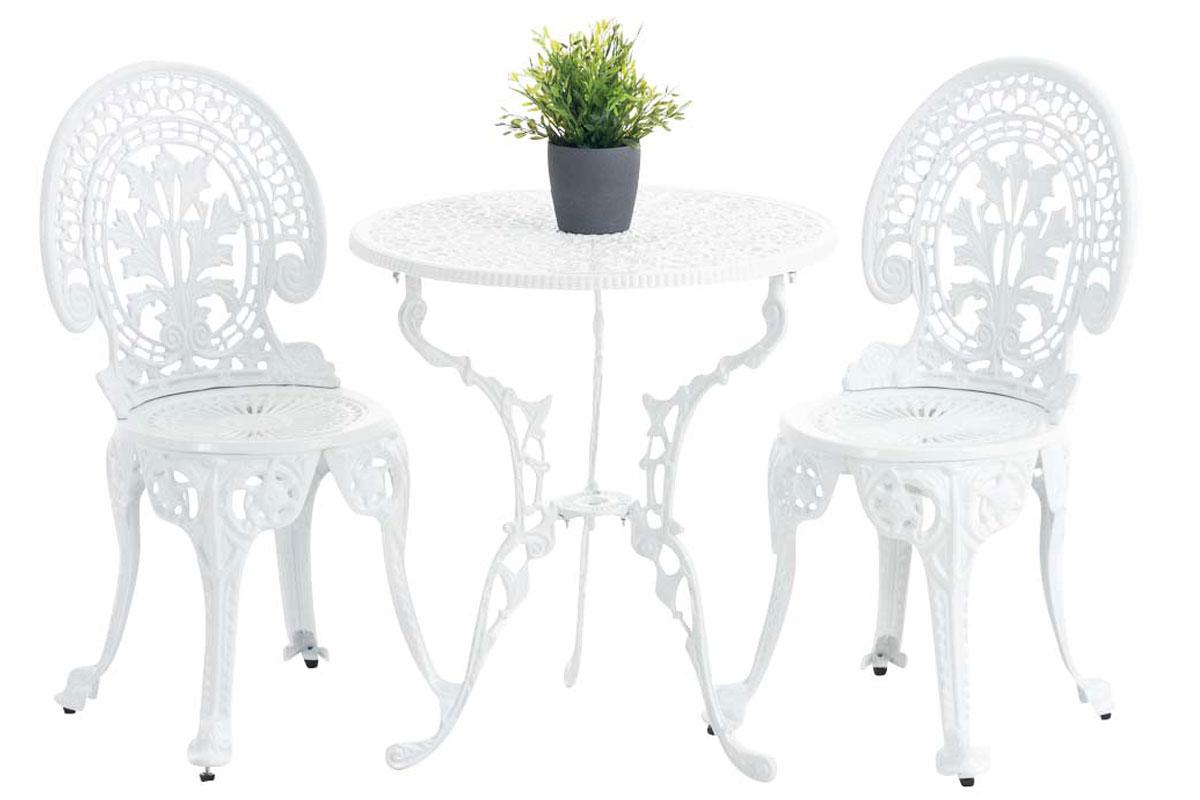 Salon De Jardin Fonte D Aluminium | Salon De Jardin 7 Places En ...