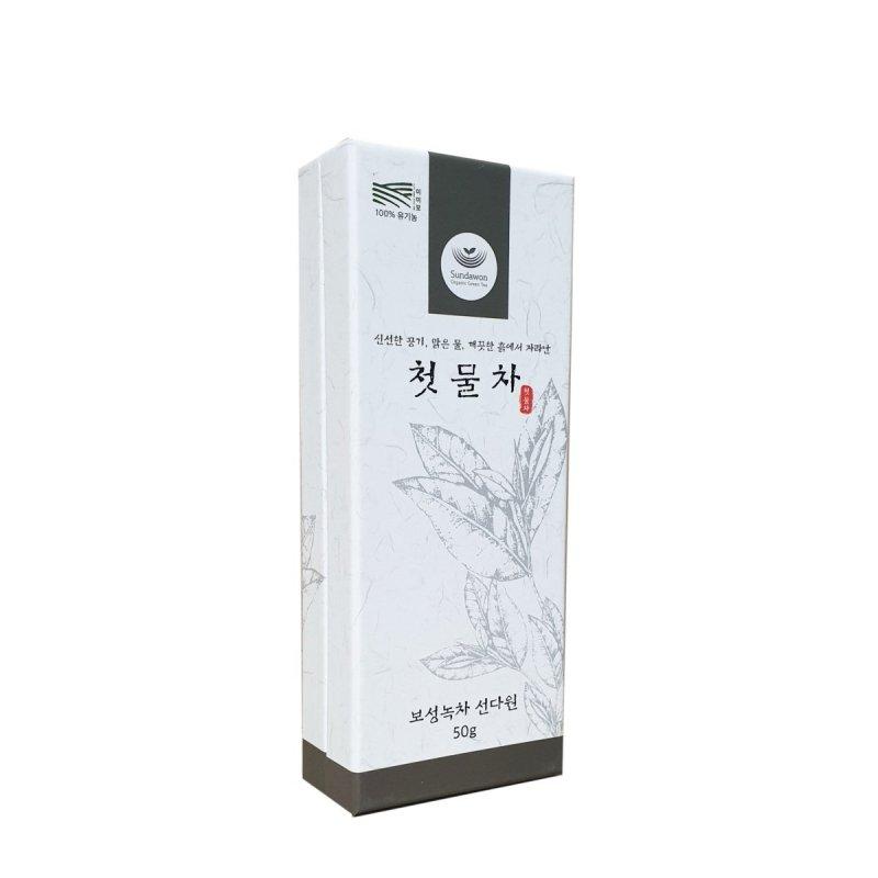 Korean Green Tea & Grades Cheotmulcha