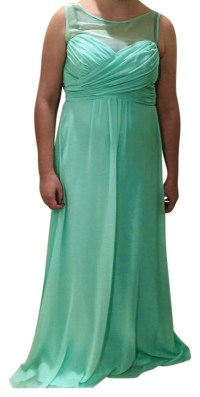 Alfred Angelo Aqua (mint) 7362l Dress | Bridesmaids ...
